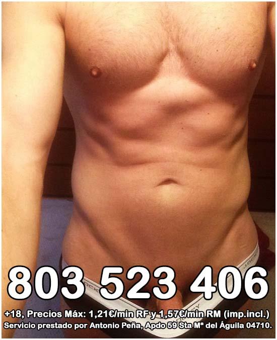 teléfono gay